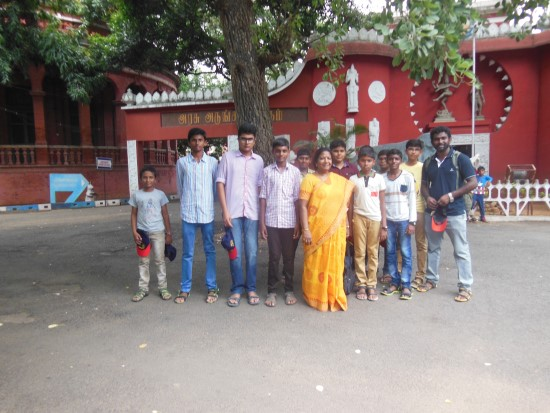 Outreach - Chennai & Mahapalipuram ramoji film city