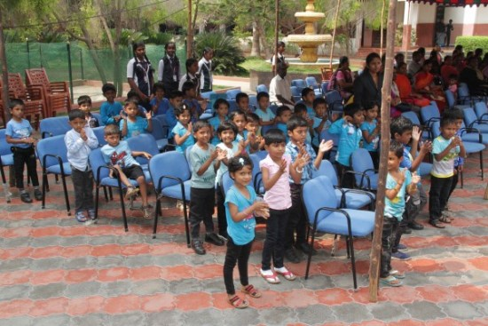 Blue day Celebration