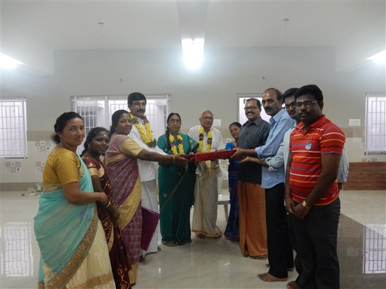 New Canteen Inaguration--