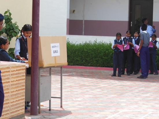 KMC Students Parliament Election 2014