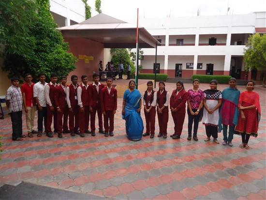 KMC Students Parliament Election 2016