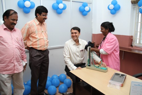 Clinic Inaguration Celebration