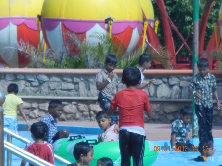 Outreach - Maharaja Theme Park