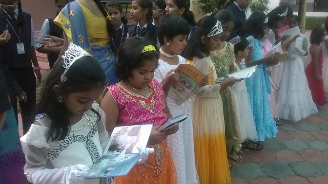 ONE NATION READING TOGETHER CELEBRATION