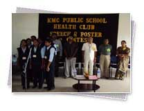 Speech and Poster competition